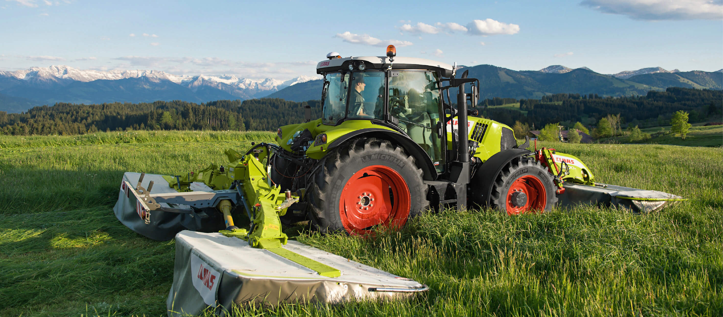 Image galerie projet Awam CLAAS